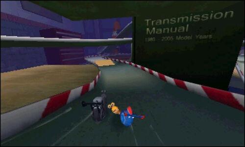 Videogioco Turbo: Acrobazie in pista Nintendo DS 6