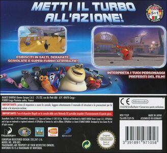 Videogioco Turbo: Acrobazie in pista Nintendo DS 7
