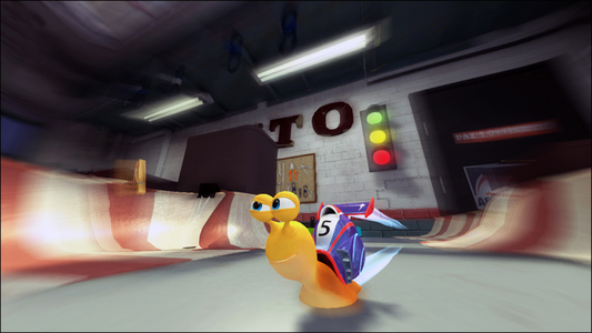 Videogioco Turbo: Acrobazie in pista PlayStation3 2