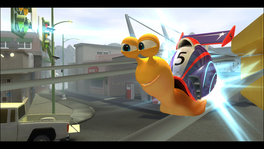 Videogioco Turbo: Acrobazie in pista PlayStation3 7