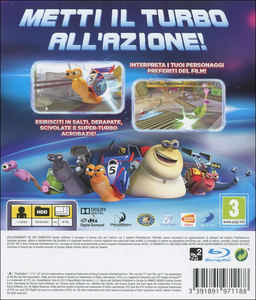 Videogioco Turbo: Acrobazie in pista PlayStation3 10