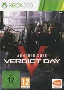 Videogioco Armored Core: Verdict Day Xbox 360 0