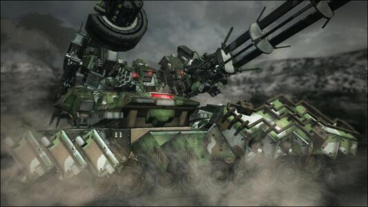 Armored Core: Verdict Day - 4