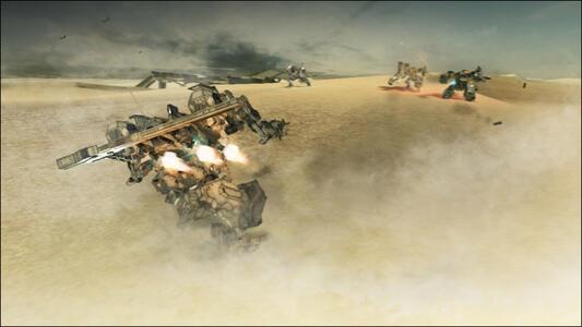 Armored Core: Verdict Day - 5