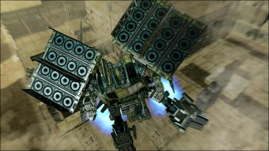 Armored Core: Verdict Day - 7
