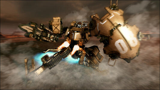 Armored Core: Verdict Day - 9