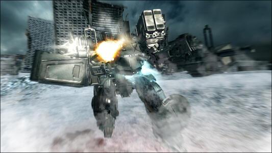 Armored Core: Verdict Day - 10