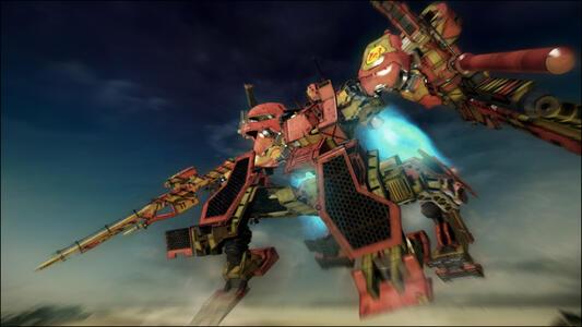 Armored Core: Verdict Day - 12