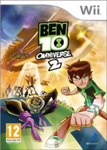 Videogioco Ben 10 Omniverse 2 Nintendo WII
