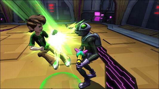 Videogioco Ben 10 Omniverse 2 PlayStation3 1
