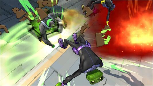 Videogioco Ben 10 Omniverse 2 PlayStation3 3