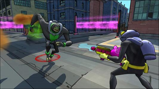 Videogioco Ben 10 Omniverse 2 PlayStation3 4