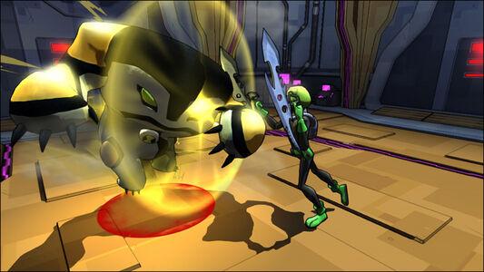 Videogioco Ben 10 Omniverse 2 PlayStation3 5