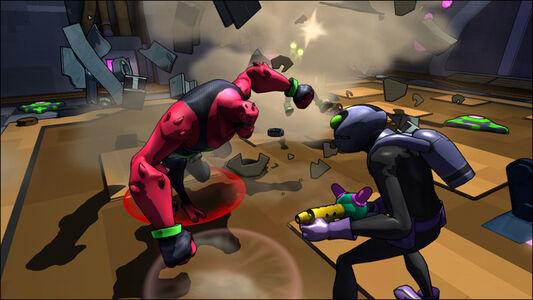 Videogioco Ben 10 Omniverse 2 PlayStation3 7
