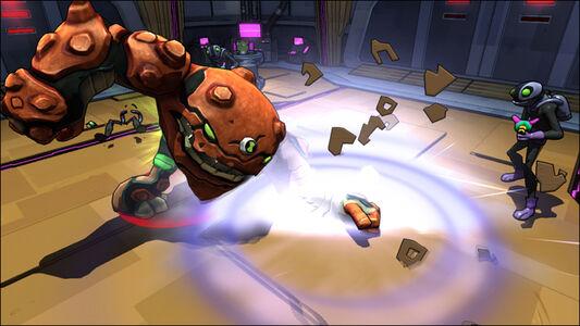 Videogioco Ben 10 Omniverse 2 PlayStation3 8