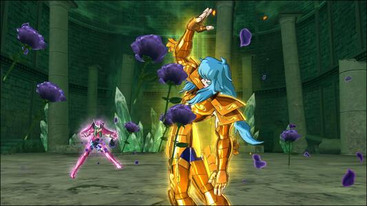 Saint Seiya. Brave Soldiers - 3