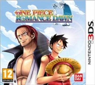 One Piece. Romance Dawn