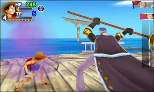 One Piece. Romance Dawn - 2