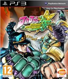 Jojo's Bizarre Adventure. All Star Battle