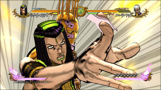 Jojo's Bizarre Adventure. All Star Battle - 7