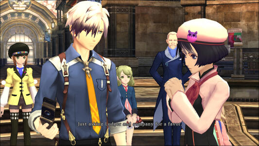 Tales of Xillia 2 Day One Edition - 3