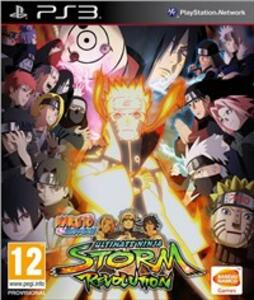 Naruto Shippuden: Ultimate Ninja Storm Revolution - Samurai Edition, PS3 videogioco Base+DLC PlayStation 3 Inglese, ITA