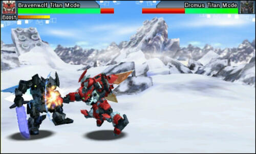 Tenkai Knights: Brave Battle - 3DS - 8