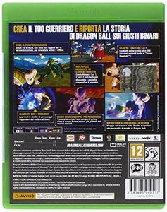 Videogioco Dragon Ball Xenoverse Xbox One 1