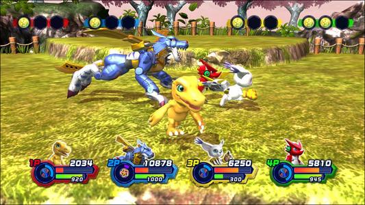 Videogioco Digimon All-Star Rumble Xbox 360 4