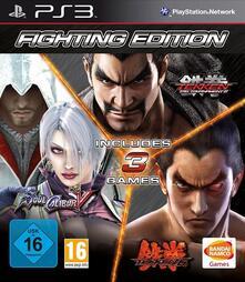 Fighting Edition Tekken 6 et Tekken Tag Tournament 2 et Soul Calibur V - PS3 [French Edition]