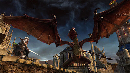 Dark Souls II: Scholar of the First Sin - 5