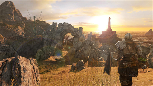 Videogioco Dark Souls II: Scholar of the First Sin Xbox One 1