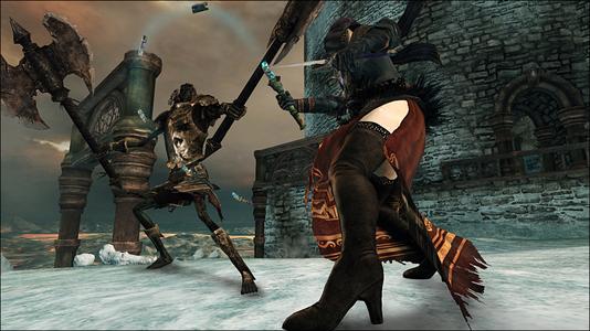 Videogioco Dark Souls II: Scholar of the First Sin Xbox One 8