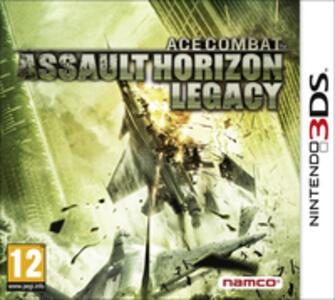 Ace Combat Assault Horizon Legacy Plus - 2