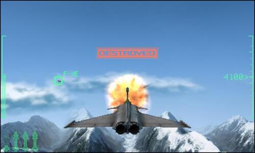 Ace Combat Assault Horizon Legacy Plus - 3