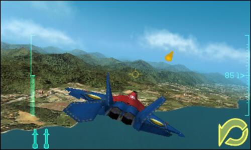 Ace Combat Assault Horizon Legacy Plus - 5