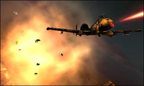 Ace Combat Assault Horizon Legacy Plus - 6