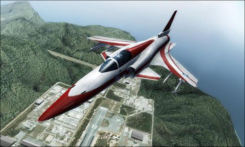 Ace Combat Assault Horizon Legacy Plus - 11