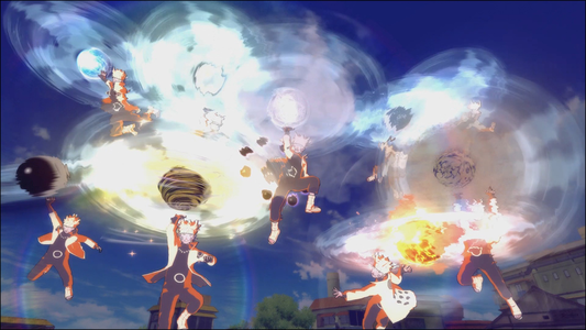 Videogioco Naruto Shippuden: Ultimate Ninja Storm 4 PlayStation4 1