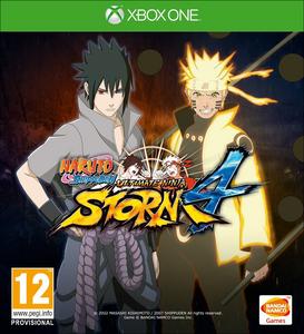 Videogioco Naruto Shippuden: Ultimate Ninja Storm 4 Xbox One 0