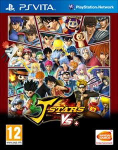 Videogioco J-Stars Victory VS+ PS Vita