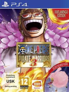 Videogioco One Piece Pirate Warriors 3 Collector's Edition PlayStation4 0