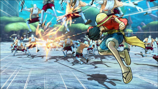 Videogioco One Piece Pirate Warriors 3 Collector's Edition PlayStation4 3