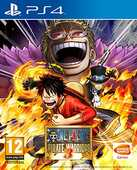 Videogiochi PlayStation4 One Piece Pirate Warriors 3