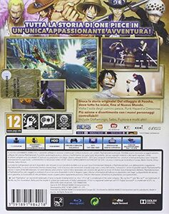Videogioco One Piece Pirate Warriors 3 PlayStation4 1