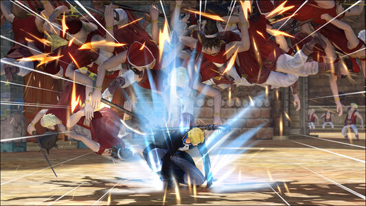 Videogioco One Piece Pirate Warriors 3 PlayStation4 2