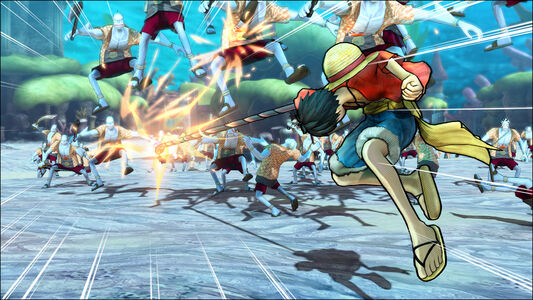 Videogioco One Piece Pirate Warriors 3 PlayStation4 4