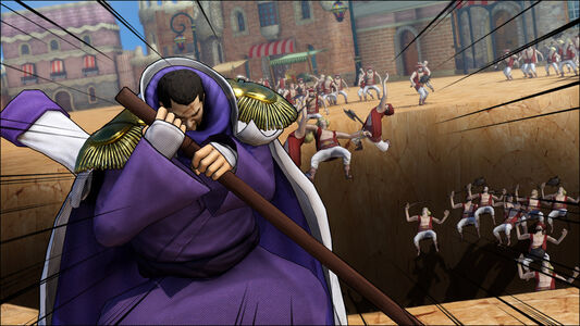 Videogioco One Piece Pirate Warriors 3 PlayStation4 5