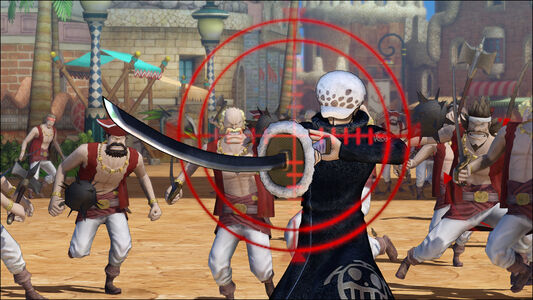 Videogioco One Piece Pirate Warriors 3 PlayStation4 6