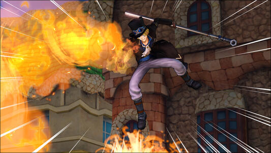 One Piece Pirate Warriors 3 - 2